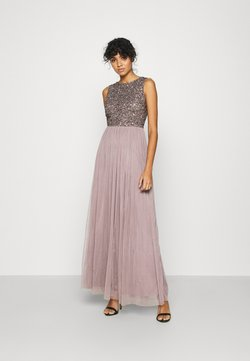 Lace & Beads - PICASSO MAXI - Ballkleid - lilac