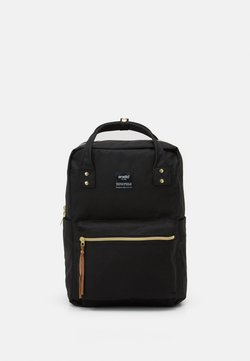 anello - SQUARE BACKPACK UNISEX - Reppu - black