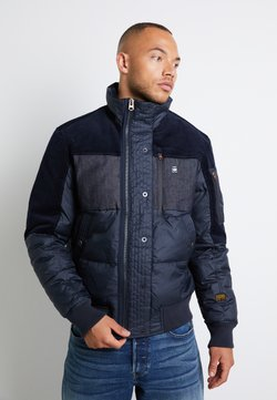 G-Star - Winterjacke - mazarine blue
