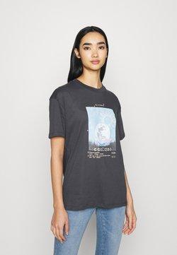 Topshop - MYSTIC SUN AND MOON - T-Shirt print - black