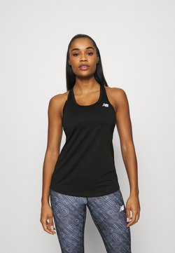 New Balance - ACCELERATE TANK - Top - black