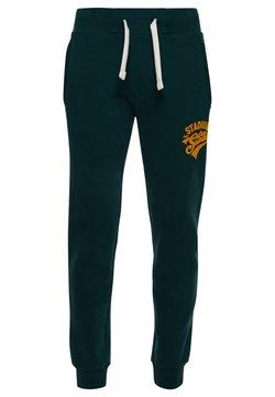 Superdry - COLLEGIATЕ  - Jogginghose - enamel green