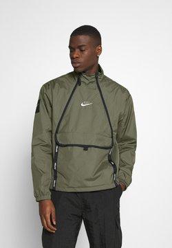 Nike Sportswear - AIR - Vindjakke - twilight marsh/black/white