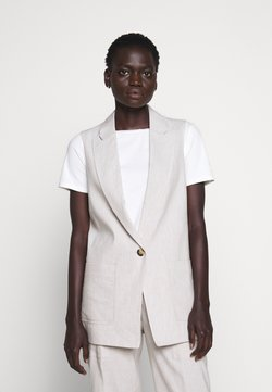 Club Monaco - VEST - Smanicato - off white