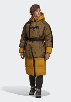 adidas Performance - URBAN COLD.RDY OUTDOOR DOWN JACKET - Daunenjacke - gold