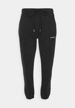 WRSTBHVR - WARREN PANTS VINTAGE UNISEX - Jogginghose - black