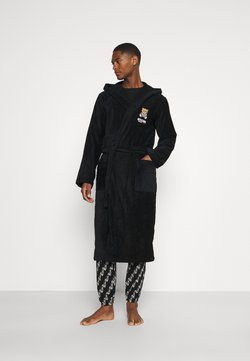 Moschino Underwear - BATHROBE - Dressing gown - black