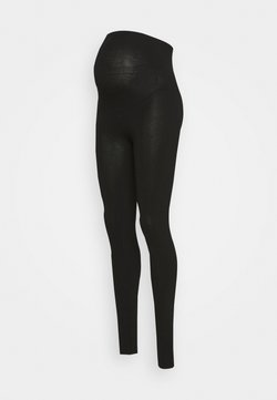 Lindex - MOM LENA - Leggings - black