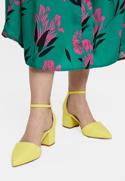 Bianco - BFDIVIVED  - Pumps - yellow