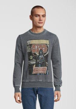 Re:Covered - STAR WARS EMPIRE STRIKES - Sweatshirt - grau