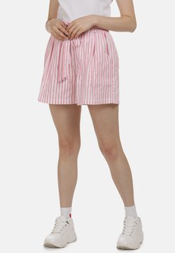 myMo - SHORTS - Shorts - pink weiss