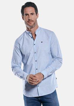 Engbers - MIT STEHKRAGEN - Hemd - blau