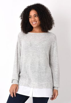 Live Unlimited London - Sweter - grey