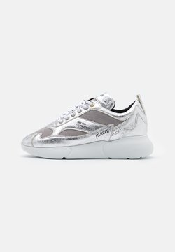 Mercer Amsterdam - THE W3RD PINEAPPLE - Trainers - silver