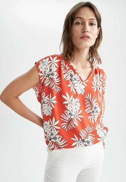 DeFacto - LOOSE FIT - Bluse - orange