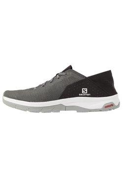 Salomon - TECH LITE - Walking trainers - quiet shade/black/alloy