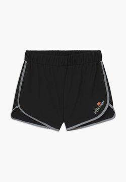 Ellesse - BRONZOLA RUNNING SHORT - kurze Sporthose - black