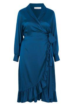 INAN ISIK - Cocktailkleid/festliches Kleid - blau