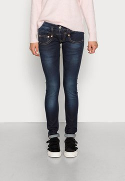 Herrlicher - PITCH SLIM REUSED - Slim fit jeans - dull
