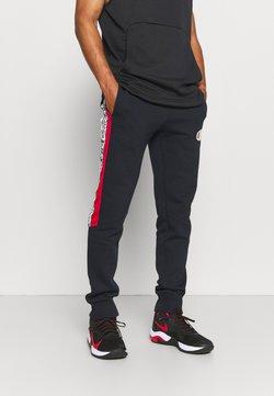 Champion - OFF COURT CUFF PANTS - Jogginghose - dark blue/white
