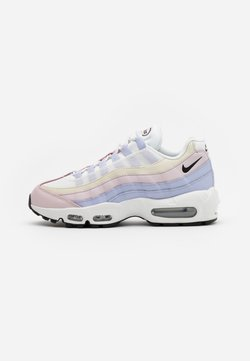 Nike Sportswear - AIR MAX 95 - Sneakers laag - ghost/black/summit white/barely rose/glacier blue