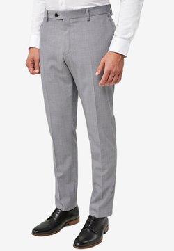 Next - Anzughose - light grey
