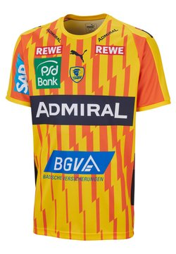 "Puma - HANDBALL""RNL AWAY SHIRT"" - T-Shirt print - yellow"