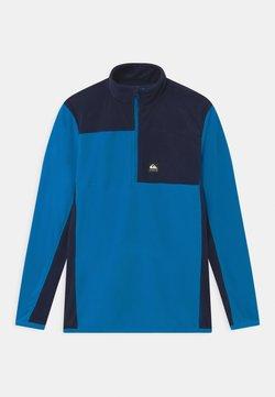 Quiksilver - AKER UNISEX - Sweat polaire - brilliant blue