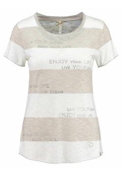 Key Largo - T-Shirt print - sand