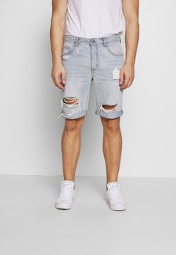 Cotton On - ROLLER - Jeansshort - blue