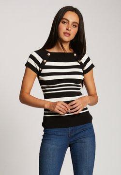 Morgan - T-Shirt print - black