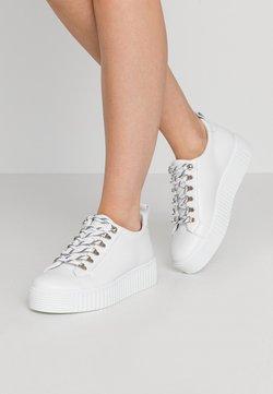 Samsøe Samsøe - BURMEL - Sneakers laag - white