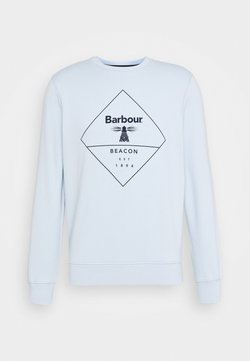Barbour Beacon - OUTLINE  - Sweater - pale sky