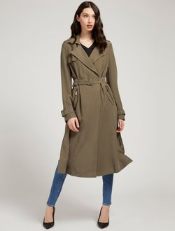 Guess - Trench - braun