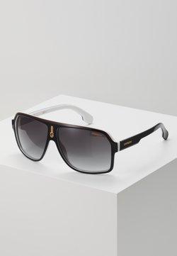 Carrera - Gafas de sol - black/white