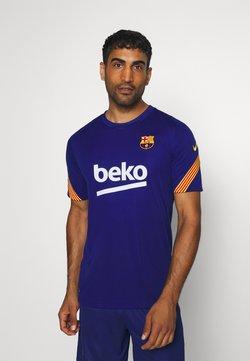 Nike Performance - FC BARCELONA - Equipación de clubes - deep royal blue/amarillo
