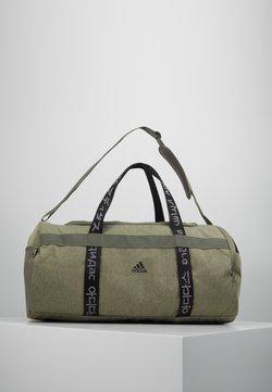 adidas Performance - Sporttasche - legend green/black