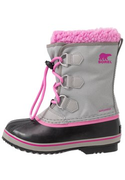 Sorel - YOOT PAC - Snowboot/Winterstiefel - chrome grey/orchid
