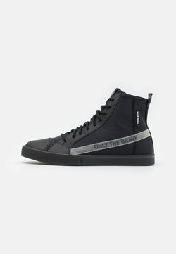 Diesel - D-VELOWS S-DVELOWS MCSNEAKERS - Sneaker high - black