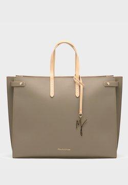 Manila Grace - Shopping bag - militare