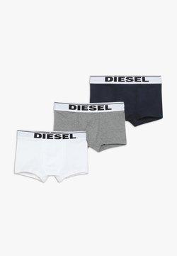 Diesel - UMBX-UDAMIENTHREEPAC 3 PACK - Shorty - grey melange/dark blue/white