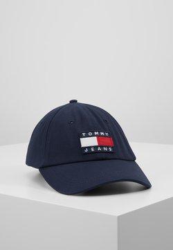 Tommy Jeans - HERITAGE FLAG CAP - Lippalakki - blue