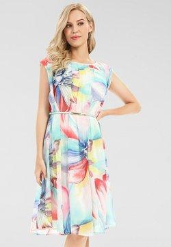 Apart - Freizeitkleid - mint-multicolor
