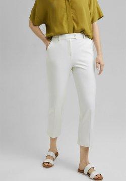 Esprit Collection - FASHION  - Pantalon classique - white