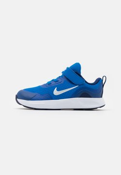 Nike Sportswear - WEARALLDAY UNISEX - Vauvan kengät - signal blue/white/blue void