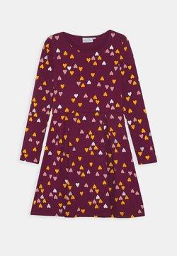 happy girls - Robe en jersey - berry