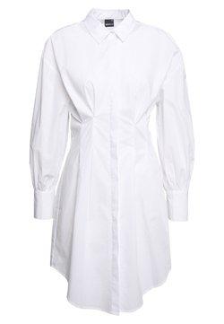 Gina Tricot - ANNA DRESS - Vestido camisero - offwhite