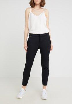 Lauren Ralph Lauren - LYCETTE PANT - Spodnie materiałowe - black