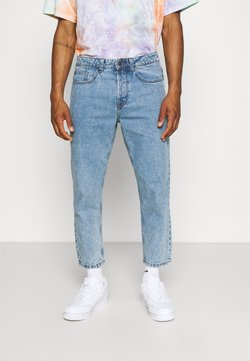 Only & Sons - ONSAVI BEAM LIFE CROP - Relaxed fit jeans - blue denim