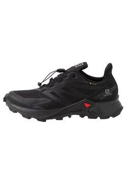 Salomon - SUPERCROSS BLAST GTX - Zapatillas de trail running - black